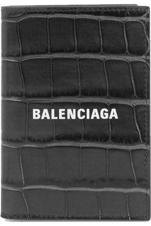Balenciaga Herre Lommebøker - Cash Vertical Bilfolded Wallet