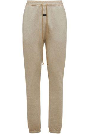 FEAR OF GOD The Vintage Cotton Sweatpants W/logo