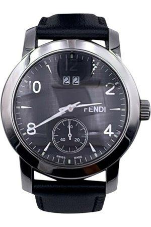 Fendi Brukt Rustfritt stål 2100 G kvarts armbåndsur