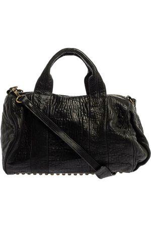 Alexander Wang Lær Rocco Duffle Bag