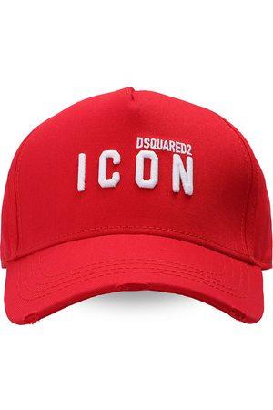 Dsquared2 Baseball cap med merke