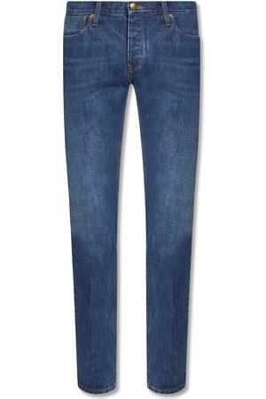 Emporio Armani Herre Straight - Jeans with logo