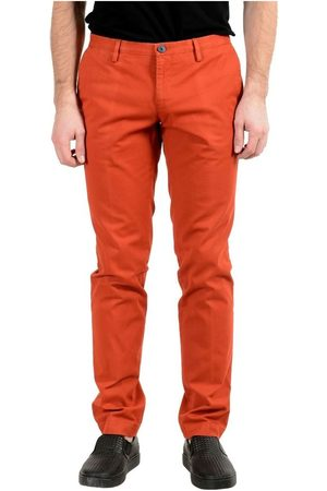 HUGO BOSS Chinese typen bukser - Orange 50, hugo-boss