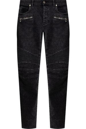 Balmain Herre Tapered - Tapered leg jeans