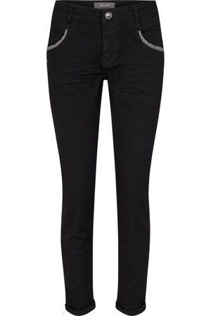 Mos Mosh Naomi Row Black Jeans