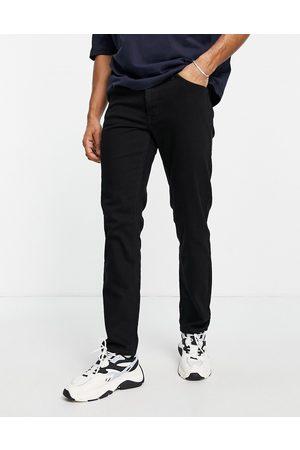Lee Daren regular straight fit jeans-Black