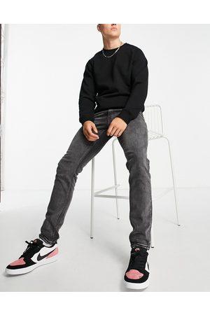 Dr Denim Clark slim jeans in grey wash
