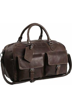 Chesterfield Herre Weekendvesker - Wesley Weekend Bag I Skinn