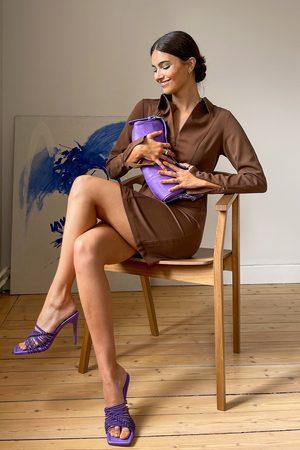 NA-KD Dame Korte kjoler - Minikjole med glidelås