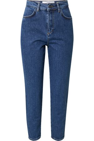 Goldgarn Dame Straight - Jeans 'BLUMENAU