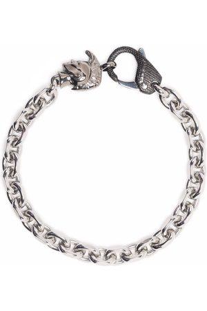 Diesel Charm-chain bracelet