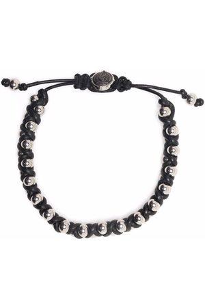 Diesel Bead-chain rope bracelet