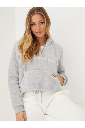 The Classy Issue x NA-KD Dame Hettegensere - Cozy Hoodie