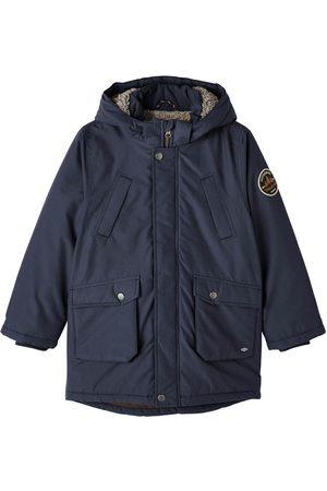 NAME IT Gutt Vinterjakker - Nkmmiller Parka Jacket
