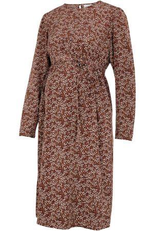 Mama Licious Dame Korte kjoler - Kjoler 'MLWATERLY L/S WOVEN UK
