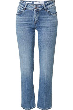 Goldgarn Dame Boyfriend - Jeans 'ROSENGARTEN
