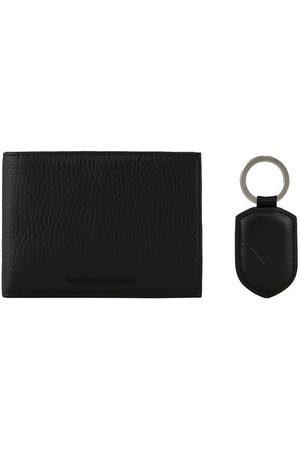 Emporio Armani Herre Lommebøker - Wallet+Keychain SET