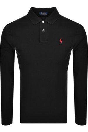 Ralph Lauren Herre Langermede - Long Sleeved Polo T Shirt