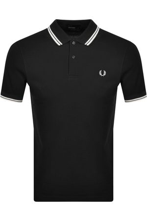 Fred Perry Herre Kortermede - Twin Tipped Polo T Shirt