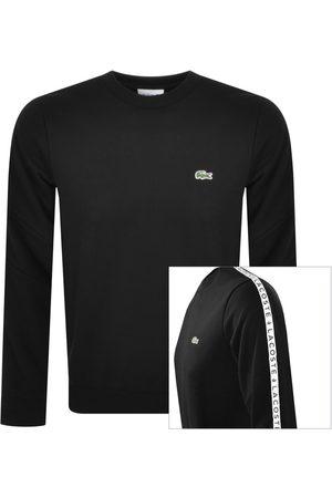 Lacoste Herre Sweatshirts - Crew Neck Sweatshirt