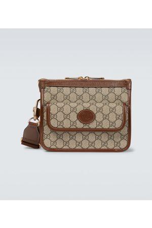 Gucci GG Supreme canvas travel pouch