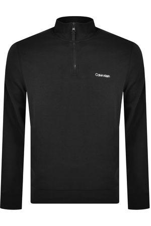Calvin Klein Herre Sweatshirts - Half Zip Sweatshirt