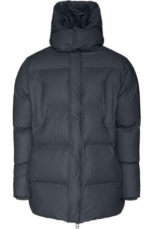Rains Hooded Puffer Coat
